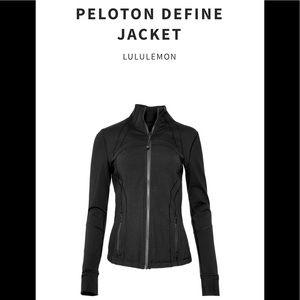 Peloton Lululemon Define Jacket 6